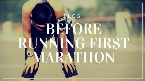 Need to Know Before Running Your First Marathon