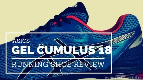 cáscara Equivalente herir  ASICS Gel Cumulus 18 Detailed In-Depth Review – Runners Choice