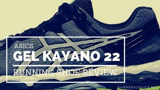 ASICS Gel Kayano 22 Running Shoe Review