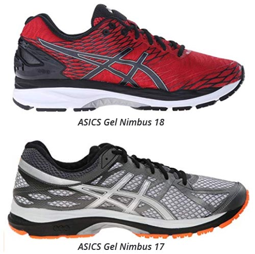 Conception innovante c097f 5234d ASICS Gel Nimbus 18 Detailed In-Depth Review – Runners Choice