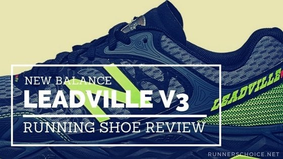 New Balance Leadville V3 Running Shoe Review