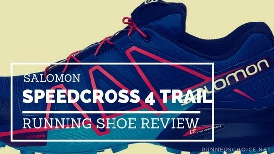 Salomon Speedcross 4 Trail Running Shoe Review